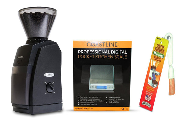 Baratza Encore Conical Burr Coffee Grinder, CoastLine Digital Kitchen Scale, and - Batch Coffee - Same Day Shipping!