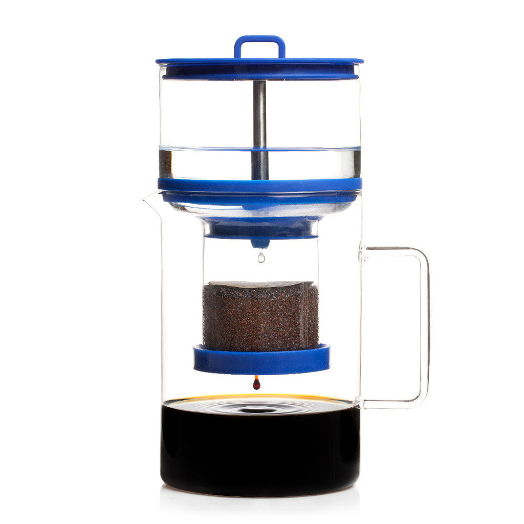 Cold Bruer: 20-oz Cold Brew Coffeemaker - Batch Coffee