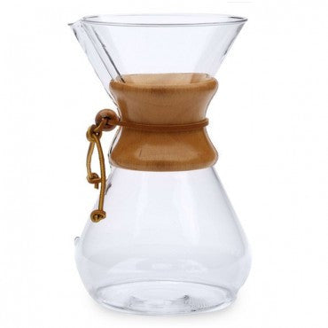 Chemex Handblown Coffeemaker Series - Batch Coffee - Same Day Shipping!