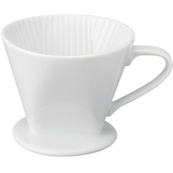 Melitta Pour Over Porcelain Cone Brewer - Batch Coffee - Same Day Shipping!