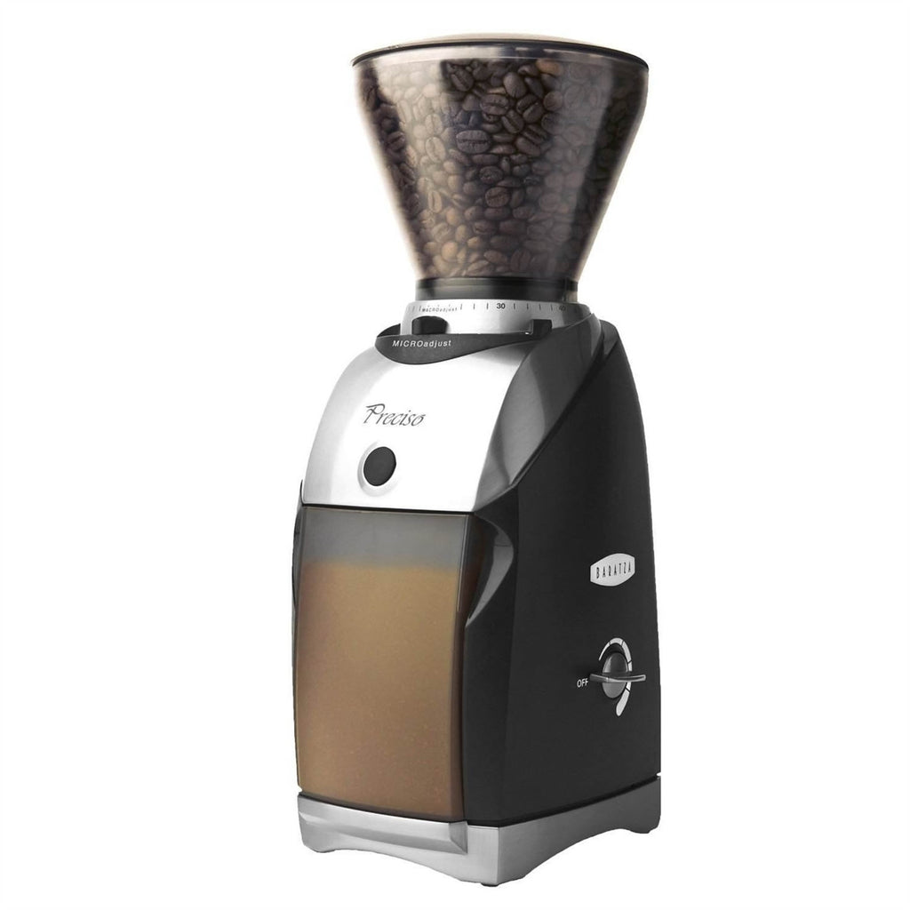 Baratza Preciso Coffee Grinder - Authorize Baratza Dealer - Batch Coffee - Same Day Shipping!
