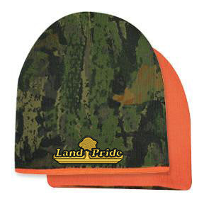 Camo Reversible Knit Beanie