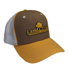 Land Pride Brown & Gold Cap