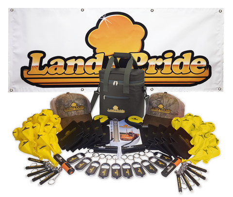 Land Pride Dealer Kit W/ Banner