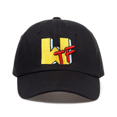 "Casquette ""WTF"" The New World"