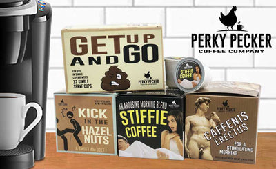 Perky Pecker Coffee ...