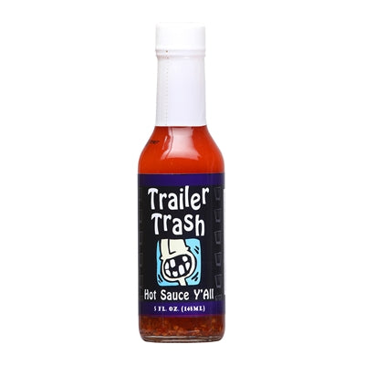 Trailer Trash Cayenne Pepper Hot Sauce