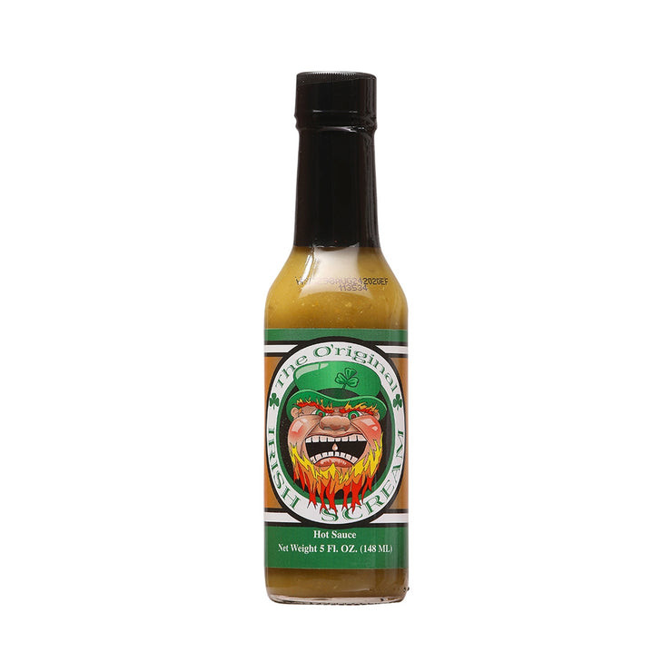 Cajohn's Irish Scream Hot Sauce