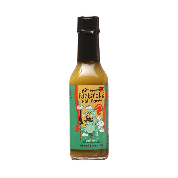 Cajohn's Sir Fartalot's Hot Sauce