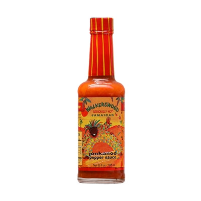 Walkerswood Jonkanoo Jamaican Hot Pepper Sauce