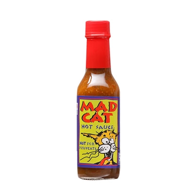 Mad Cat Hot Sauce