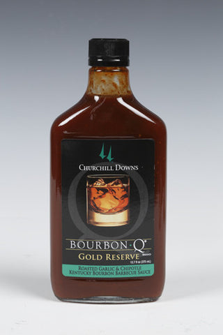 BourbonQ Gold Reserve Barbecue Sauce