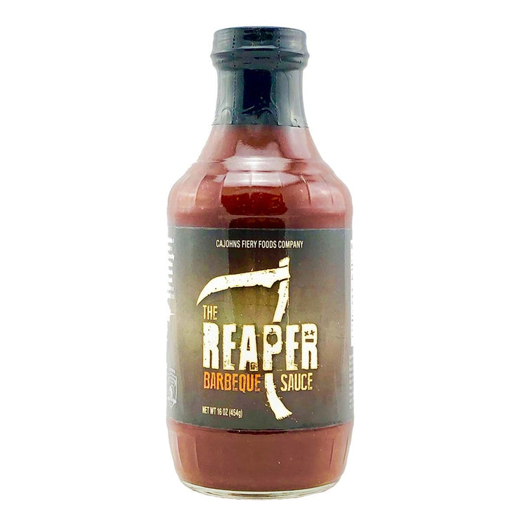 Cajohn's The Reaper BBQ Sauce