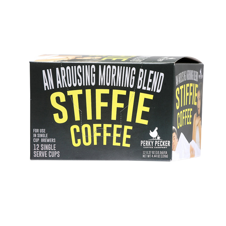 Perky Pecker Coffee Co. Stiffie Coffee Pods