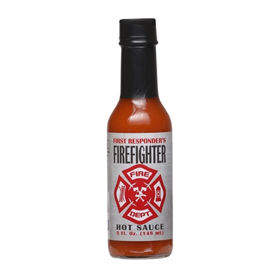 First Responder's Firefighter Hot Sauce