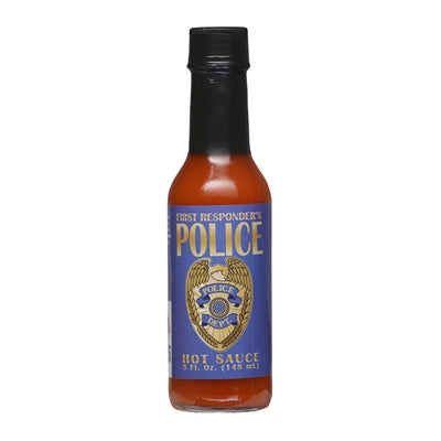 First Responder's Police Hot Sauce