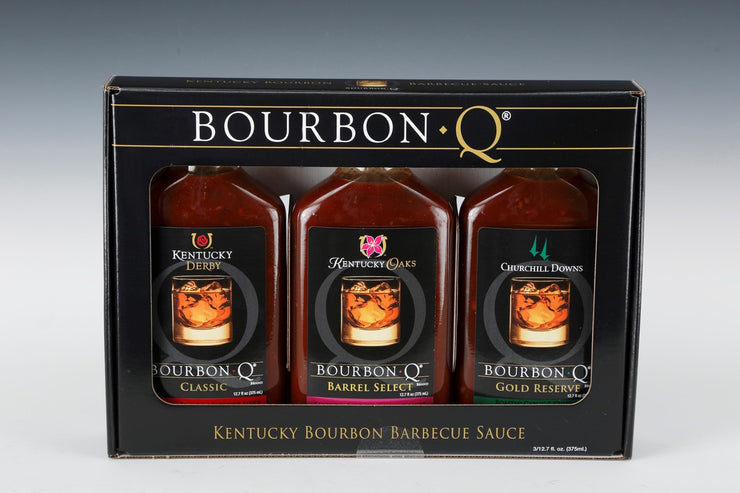 BourbonQ Champion Collection Gift Pack