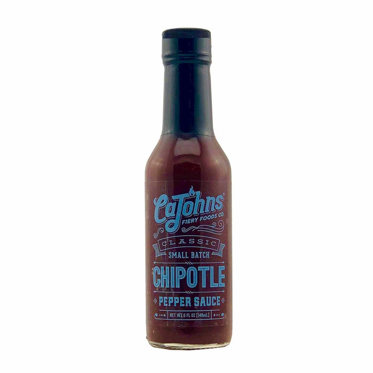 Cajohn's Classic Chipotle Hot Sauce