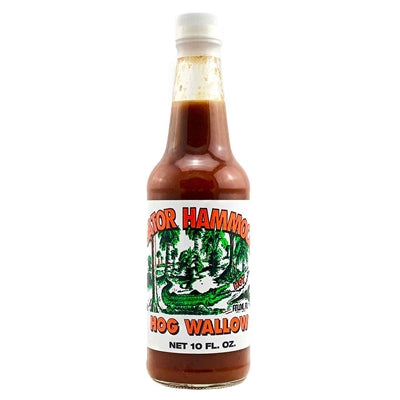 Gator Hammock Hog Wallow Barbecue Sauce