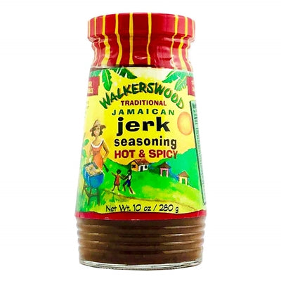 Walkerswood Jamaican Jerk Seasoning 10 oz.