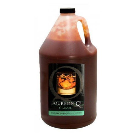 BourbonQ Classic Barbecue Sauce (Gallon)