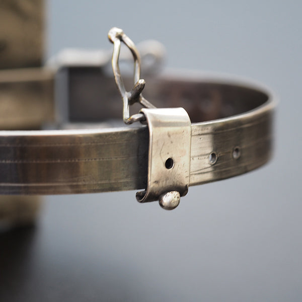 Adjustable Hinged Bracelet