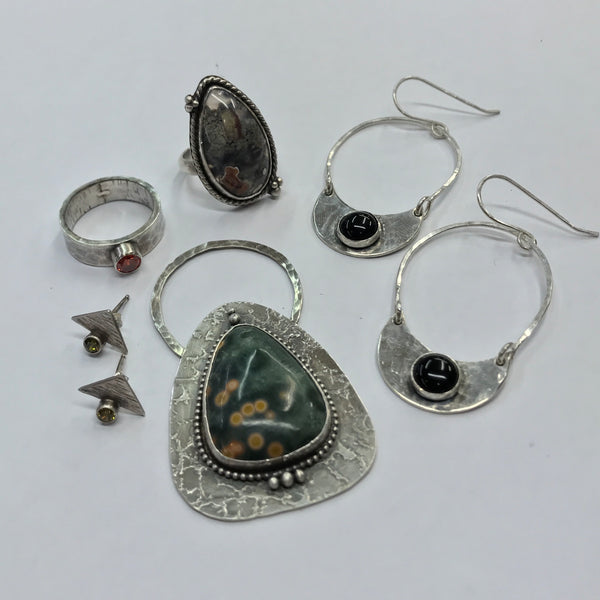 Metalsmithing 2: Weekend Warrior Jan 2019