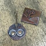 Metalsmithing 1 - Starting mid Feb