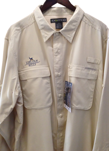 Air Strip Fishing Shirt