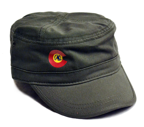 Flyfisher CO Army Cap