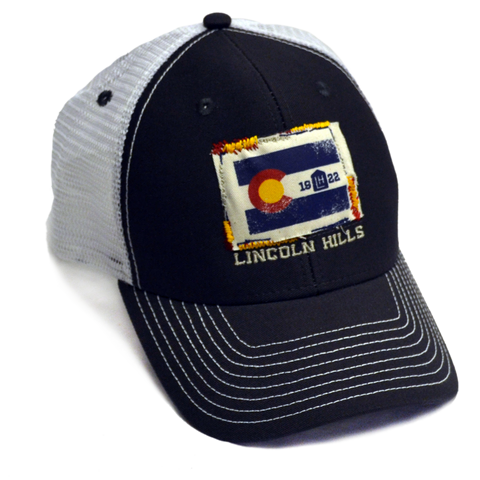 LH Colorado Flag Trucker