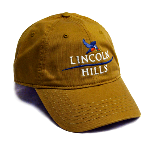 LH Washed Twill Cap