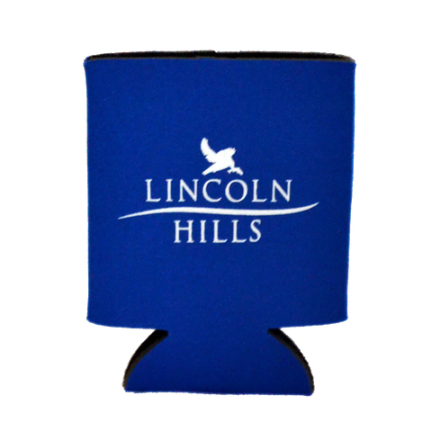 LH Blue Coozie