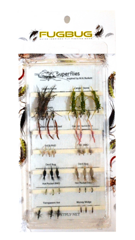 Superflies - Fall Nymph (large Box)