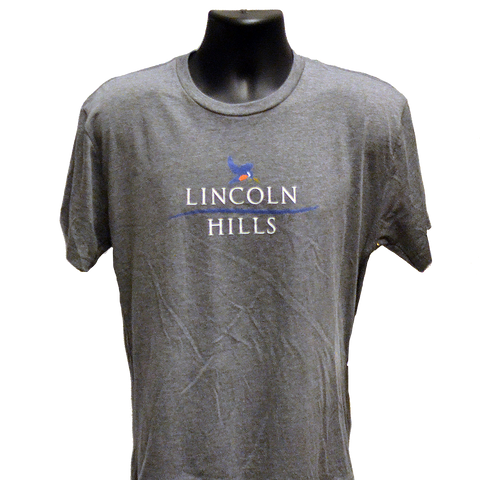 Men's Tri-Blend Short Sleeve Tshirt (LH) HEATHER