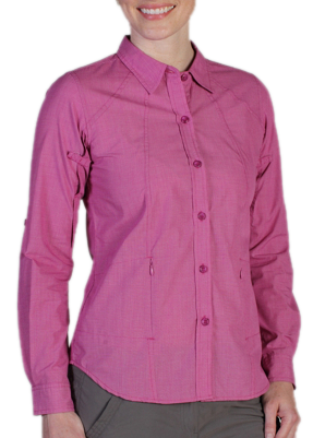 Bugsaway Baja Fishing Shirt, Woman's