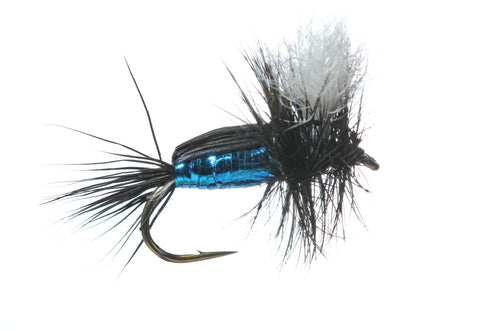 Superflies: Blue Humpy