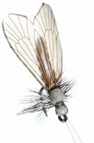 Superflies: Caddis Adult - Cinnamon Brown