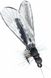 Superflies: Caddis Adult - Onyx Black