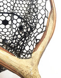 Hand-Crafted Antler Net - Large