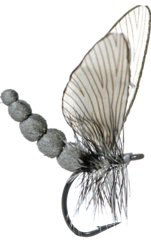 Superflies: Mayfly Dun - Ash Gray