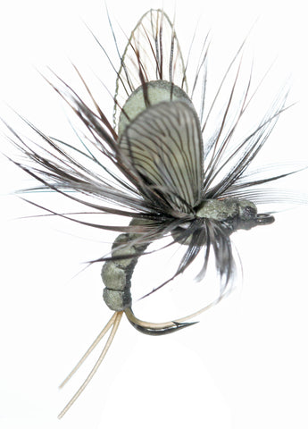 Superflies: Mayfly Emerger - Light Olive