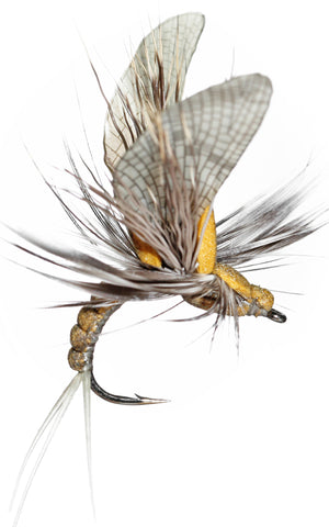 Superflies: Mayfly Emerger - Olive Brown