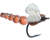 Superflies: Mayfly Spent - Rusty Red