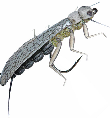 Superflies: Stonefly Adult - Black