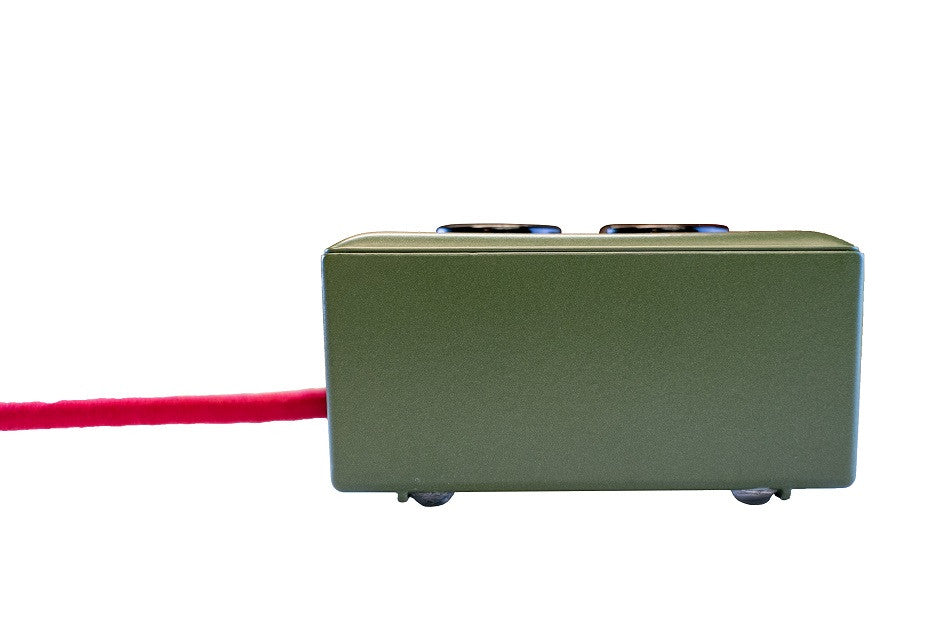 Extō 4077th Green - A Modern Dual-Tamper-Resistant Outlet, 15-AMP Extension Cord