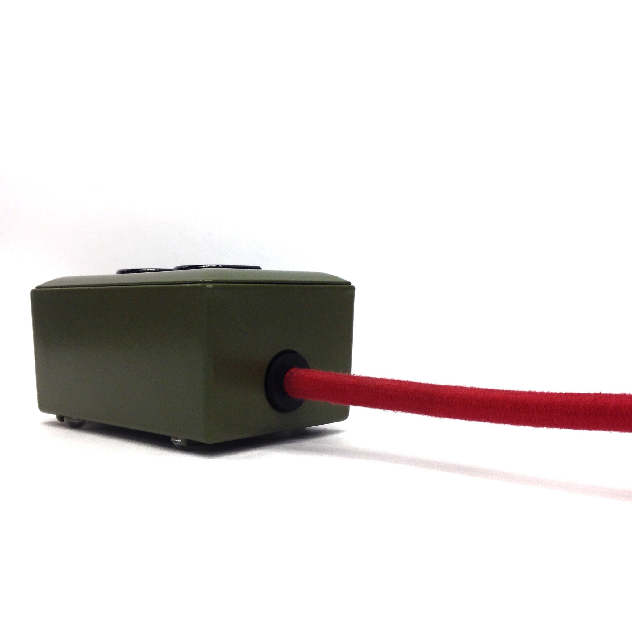 Extō 4077th Green - A Modern Dual-Tamper-Resistant Outlet, 13-AMP Extension Cord