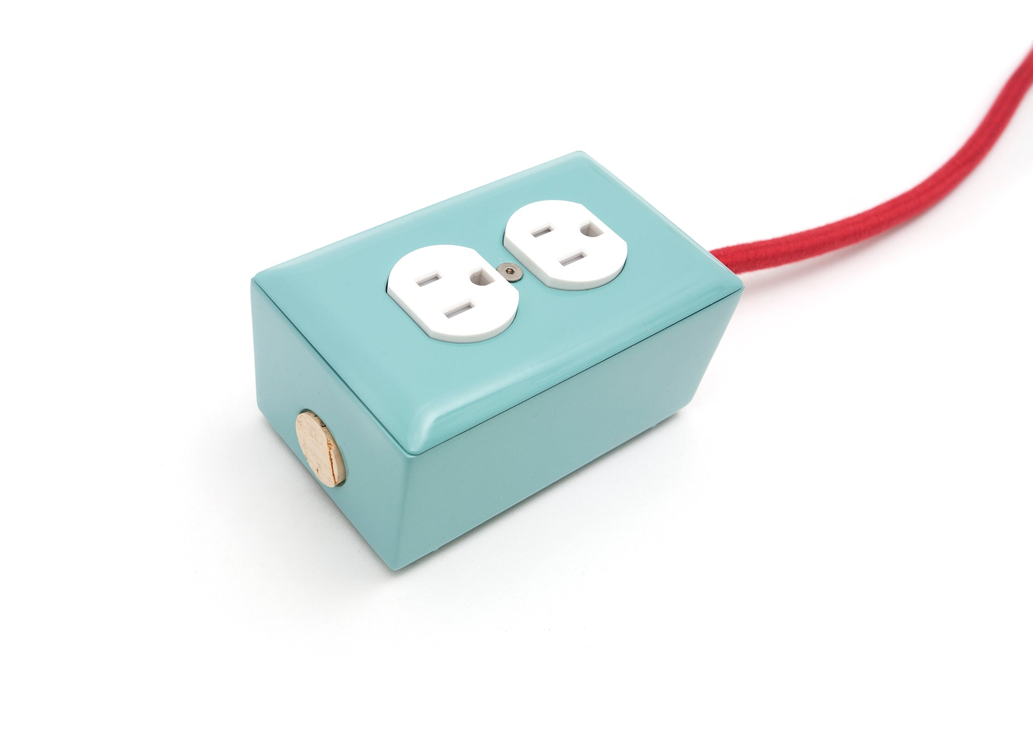 Exto Mint for CordPDX - A Modern Dual-Tamper-Resistant Outlet, 13-AMP Extension Cord