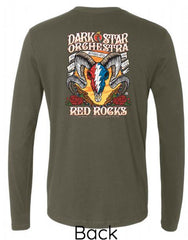 2018 DSO Red Rocks Event Long Sleeve