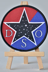 Dark Star Orchestra® Star Patch Designed By Dino English